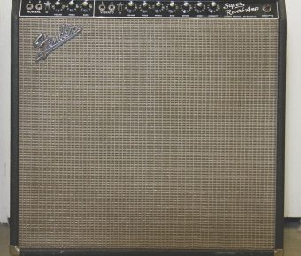 Fender super reverb blackface