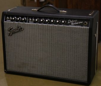 Fender Deluxe Reverb re-issue