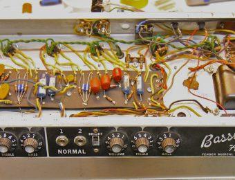 Fender Bassmam Amp