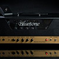 Tapasimme: Harry Kneckt – Bluetone amps