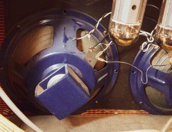 Fender blues deville speakers