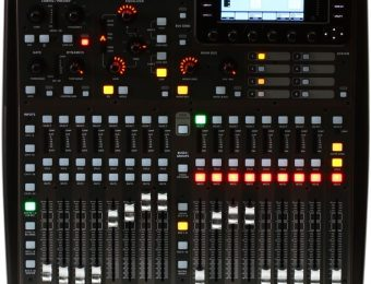 Behringer X32 producer ei käynnisty