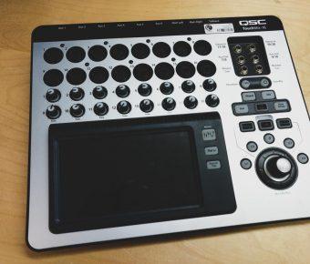 QSC TouchMIX 16 – 1 ja 2 aux ei toimi kunnolla