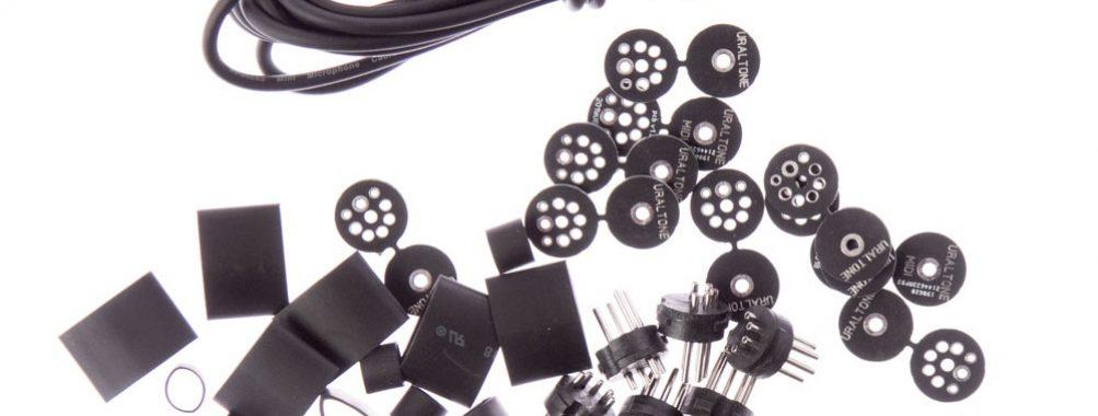 UralTone M-1 – maailman pienin MIDI-liitin – kasausohjeet